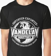 Vandelay Industries (white) Graphic T-Shirt