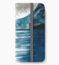 Full Moon iPhone Wallet/Case/Skin