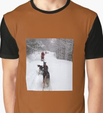 The CottonBrook Express Graphic T-Shirt