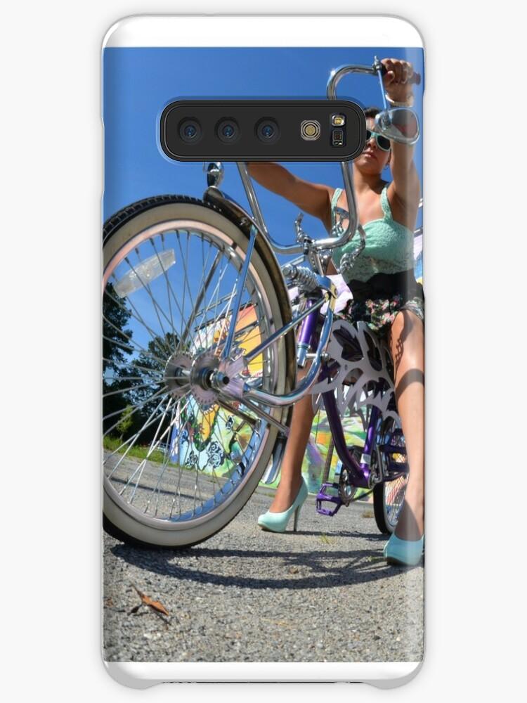 'lowrider bike model' Case/Skin for Samsung Galaxy by justjdmphotog