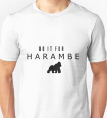 Do it for Harambe T-Shirt