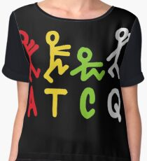 A Tribe Called Quest Chiffon Top