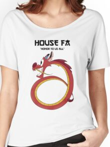 House Fa Women's Relaxed Fit T-Shirt