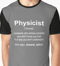 Physicist Graphic T-Shirt
