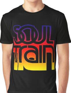 SOUL TRAIN (SUNSET) Graphic T-Shirt