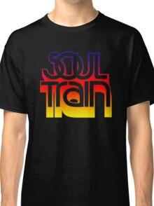 SOUL TRAIN (SUNSET) Classic T-Shirt