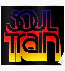 SOUL TRAIN (SUNSET) Poster