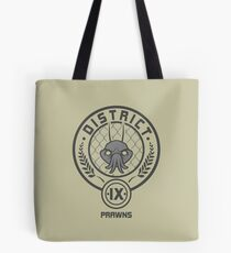 Prawn District (HG Parody) Tote Bag