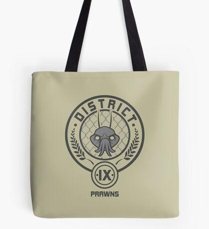 Prawn District (HG Parody) Tote Bag