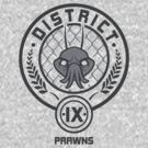 Prawn District (HG Parody) by Bamboota