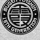 Mugen Tenshin 18th Generation - Black by Rebellion765