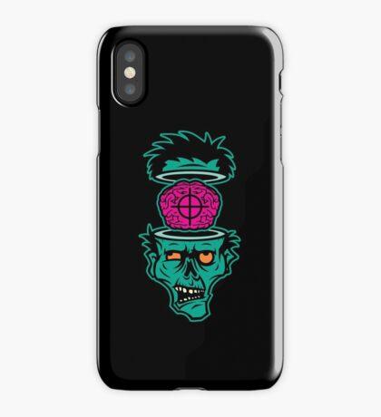 Shoot 'em in da Head Bro! iPhone Case