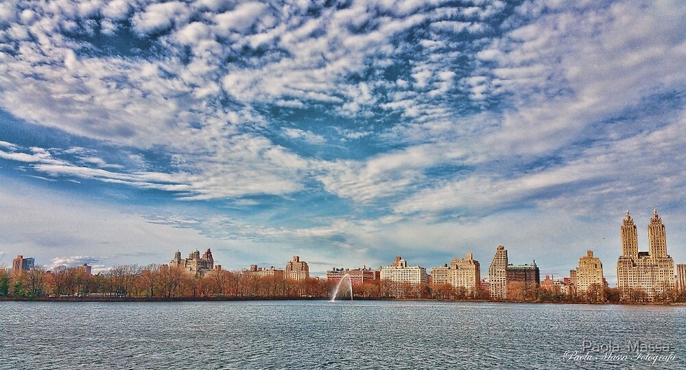 Central Park by Paola  Massa
