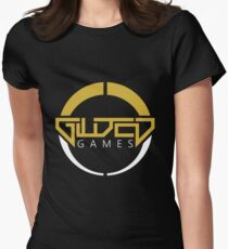 Gilded Games Logo (Full Color) T-Shirt