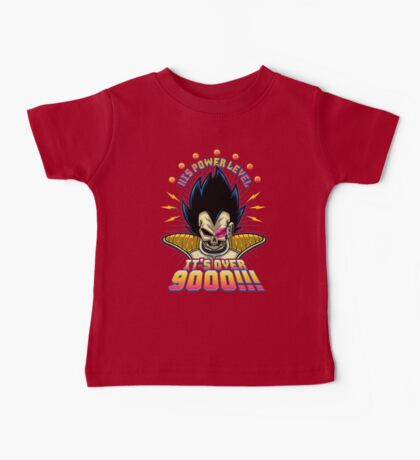 Over 9000! Kids Clothes