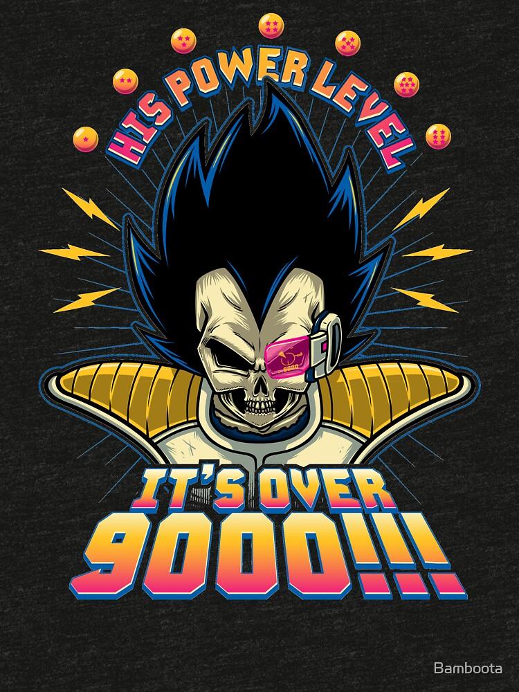 Over 9000! von Bamboota