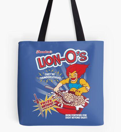 Lion-O's Cereal Tote Bag