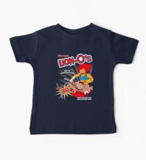 Lion-O's Cereal Baby Tee