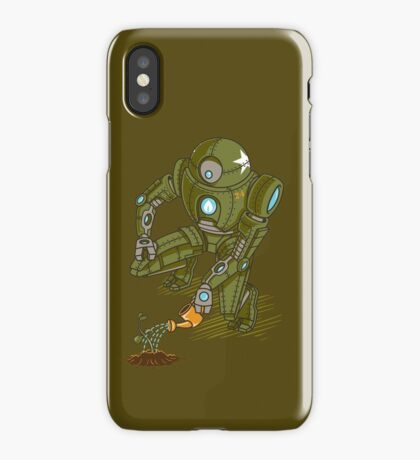 Eco-Robo Unit  #24 iPhone Case