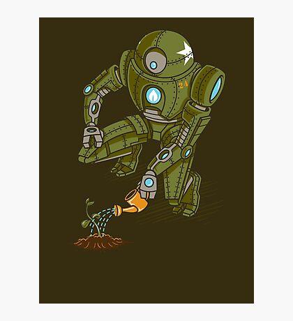 Eco-Robo Unit  #24 Photographic Print