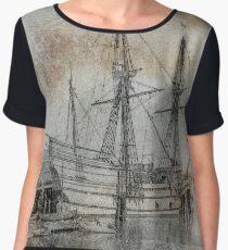 Mayflower Women's Chiffon Top