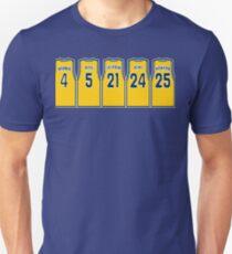 la fab 5: decirle al mundo! Unisex T-Shirt