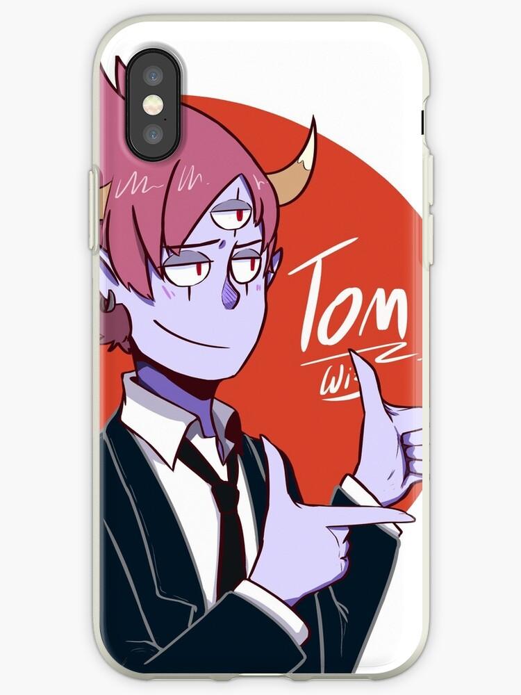 timeless design e9da4 5c9e6 'Tom SVTFOE' iPhone Case by wiznart