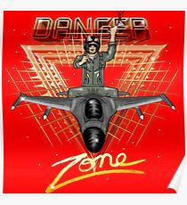 Danger Zone! Poster