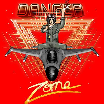Danger Zone! by MitchLudwig