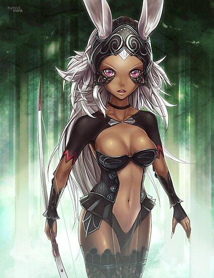 Fran by hybridmink