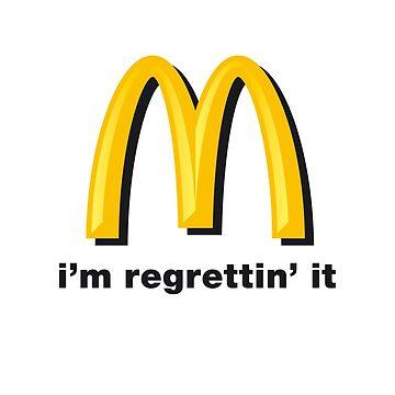 i'm regrettin' it by stephenhoper