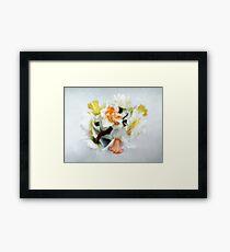 Spring Daffodils Still Life Framed Print
