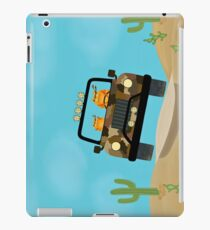 Cats - Camouflage - Off Road iPad Case/Skin