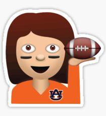 Auburn Football Emoji Sticker