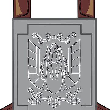 Saint Seiya Armor Box by mythsandmagic