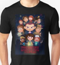 Stranger Things Cartoon T-Shirt