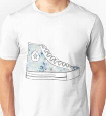 Watercolor Shoe T-Shirt