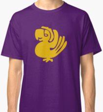 Purpurrote Papageien-Legenden des versteckten Tempel-Hemdes Classic T-Shirt