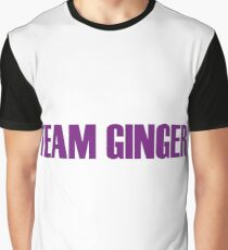 Team Ginger Minj All Stars 2 Graphic T-Shirt