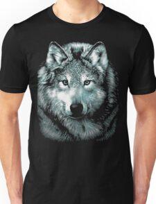 Wolf Face Unisex T-Shirt