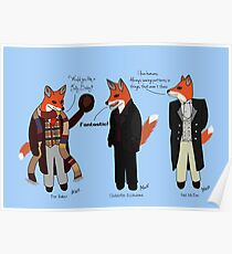 Fox Who Poster