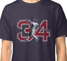 34 - Big Papi (vintage) Classic T-Shirt