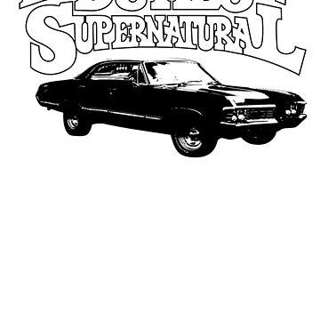 Dukes of Supernatural - variation by flyingpantaloon