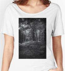 Lazy Walks Women's Relaxed Fit T-Shirt