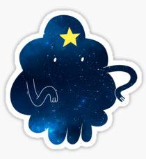 Pegatina aventuras Galaxy Tiempo LSP