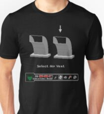 Two Air Vents Unisex T-Shirt