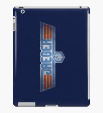 Top Jaeger iPad Case/Skin