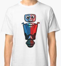 RRDDD Robot Classic T-Shirt