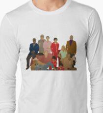 The Royal Tenenbaums Long Sleeve T-Shirt