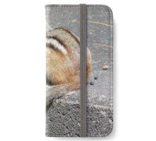 Posing Chipmunk iPhone Wallet/Case/Skin